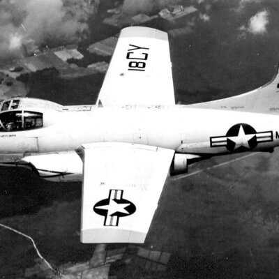 Flight Manual for the Douglas F3D Skyknight