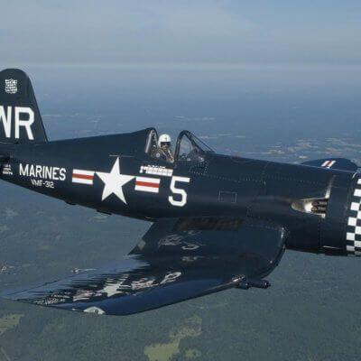 Flight Manual for the Chance Vought F4U Corsair
