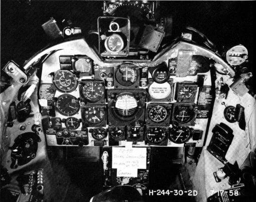 Flight Manual for the North American FJ Fury