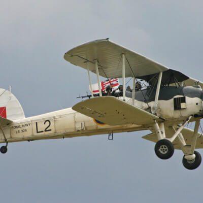 Flight Manual for the Fairey Swordfish