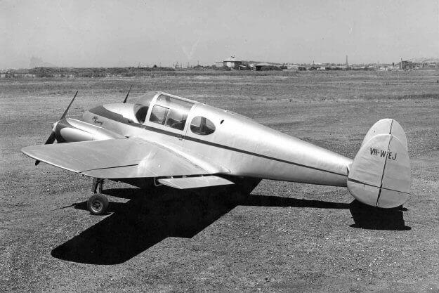 Flight Manual Pilots Notes for the Miles M.65 Gemini