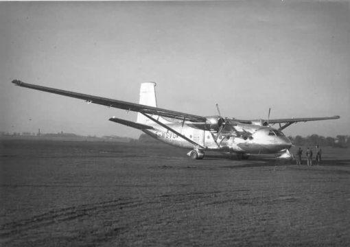 Flight Manual for the Hurel-Dubois HD-32 HD-34