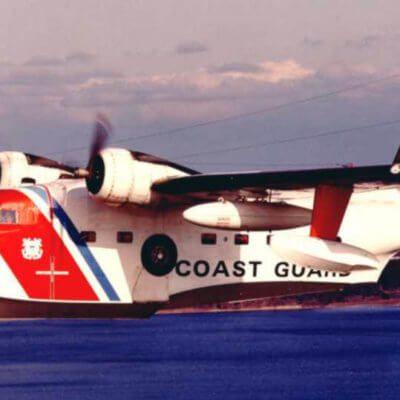 Flight Manual for the Grumman Hu-16 Albatross