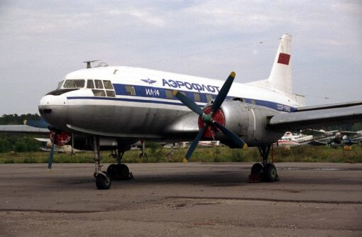 Flight Manual for the Ilyushin IL-14
