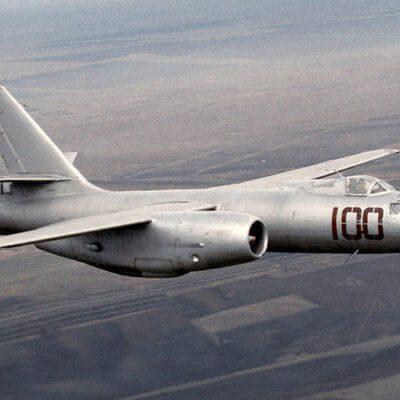 Flight Manual for the Ilyushin IL-28