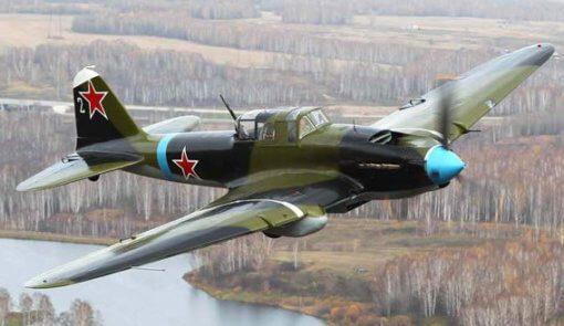 Flight Manual for the Ilyushin IL-2