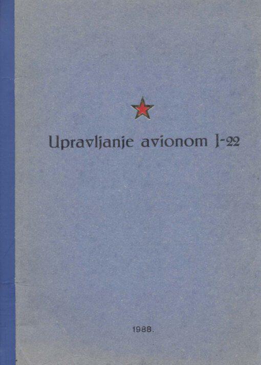 Flight Manual for the Soko J22 Orao