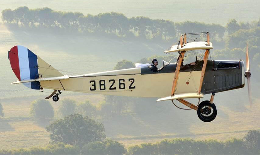 Flight Manual for the Curtiss JN4 Jenny