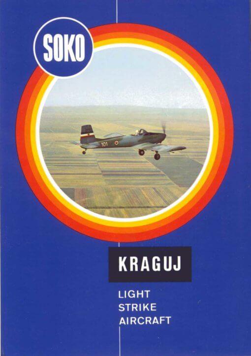 Flight Manual for the Soko J20 Kraguj