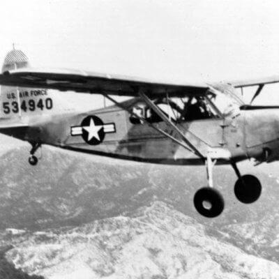 Flight Manual for the Stinson L-5
