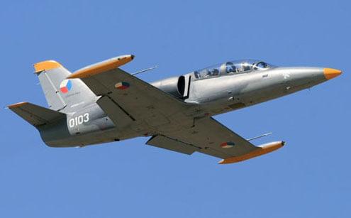 Flight Manual for the Aero Vodochody L39 Albatross