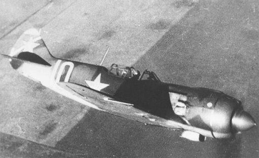 Flight Manual for the Lavochkin LA-5