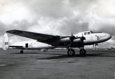 Flight Manual for the Avro 691 Lancastrian