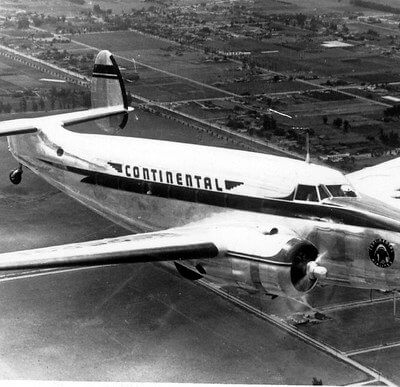Flight Manual for the Lockheed 18 Lodestar C-59 C-60