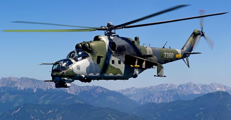 Flight Manual for the MIL Mi-35