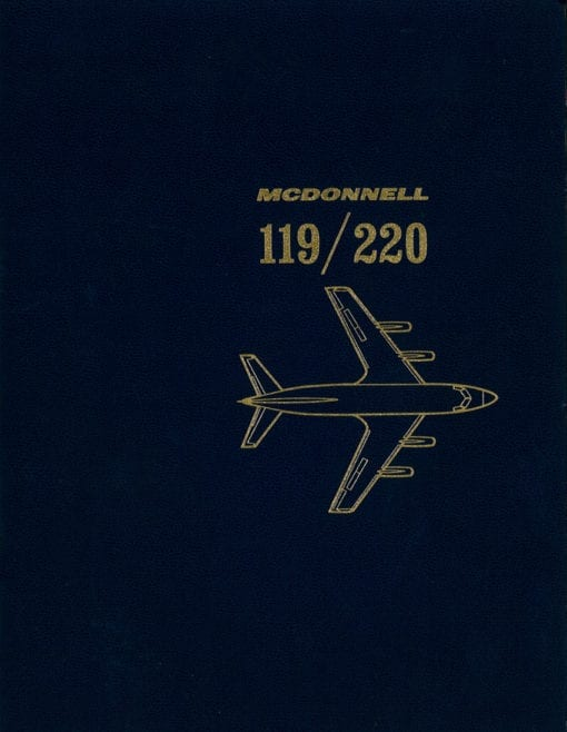 Flight Manual for the McDonnell 119 / 220