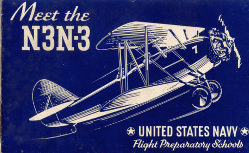 Flight Manual for the Naval Aircraft Factory N3N