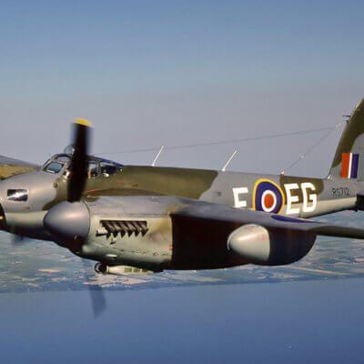 Flight Manual for the De Havilland DH98 Mosquito