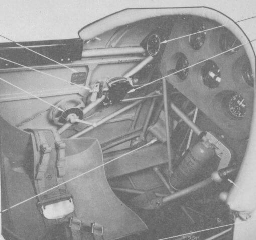 Flight Manual for the Spartan NP-1