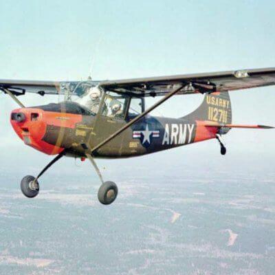Flight Manual for the Cessna O-1 L-19 Birddog
