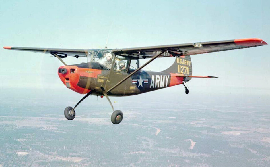 CESSNA O-1 (L-19) BIRDDOG