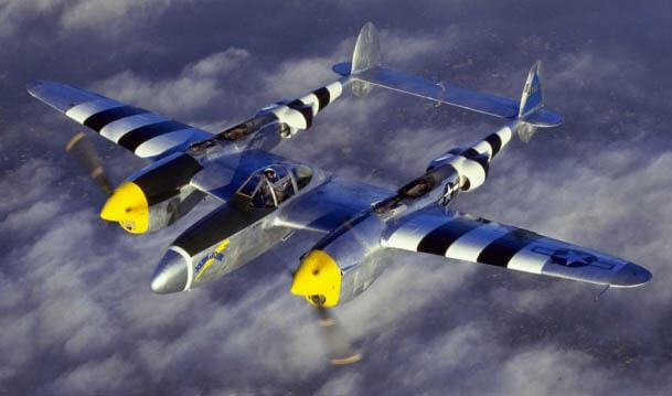 Flight Manual for the Lockheed P-38 Lightning
