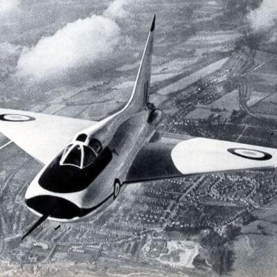 Flight Manual for the Boulton-Paul P.111 E.27/46
