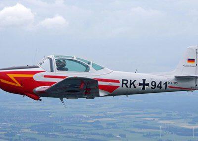 Flight Manual for the Piaggio P149
