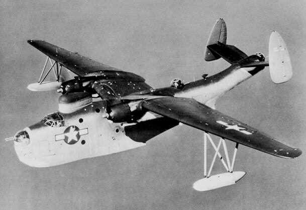 Flight Manual for the Martin PBM Mariner