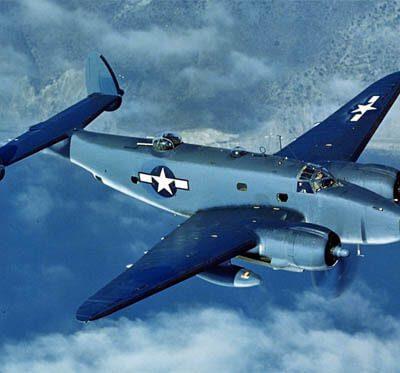 Flight Manual for the Lockheed PV Ventura