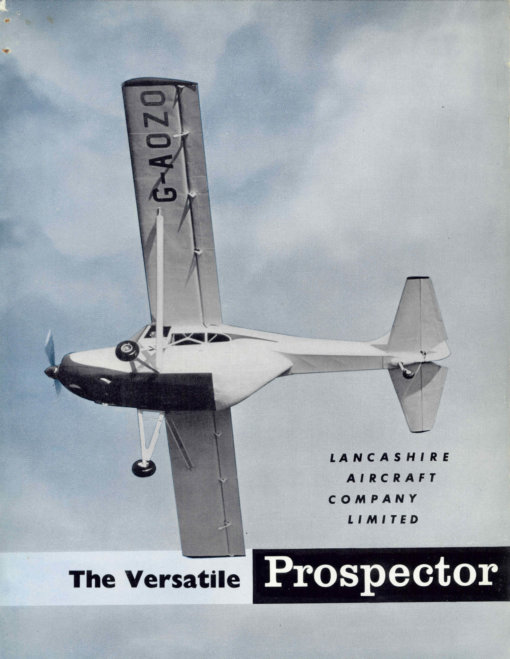 Flight Manual for the EP.9 Prospector