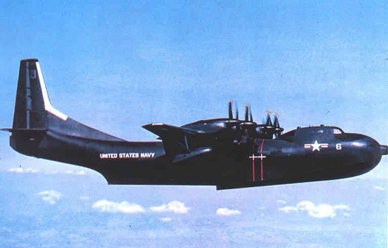 Flight Manual for the Convair R3Y Tradewind