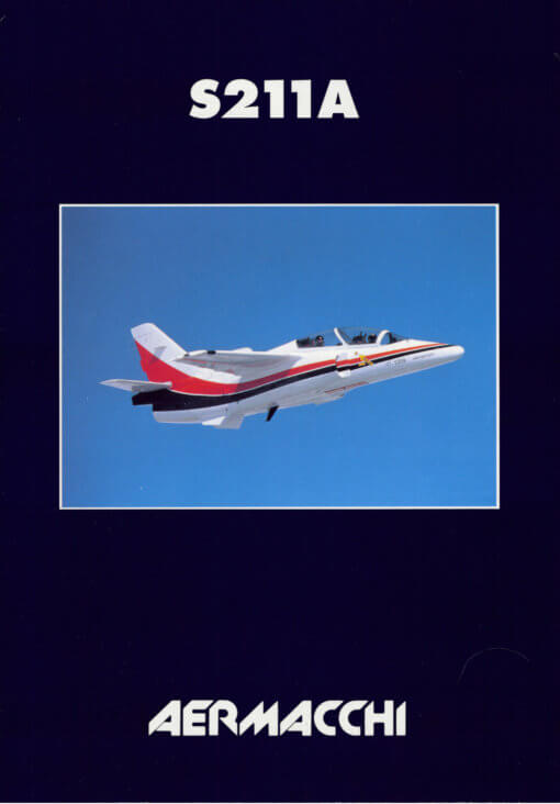 Flight Manual for the Siai S211