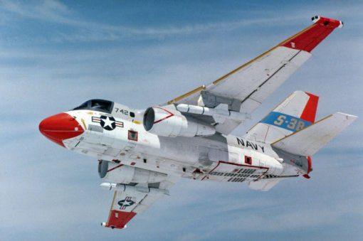 Flight Manual for the Lockheed S-3 Viking