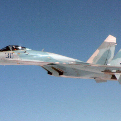Flight Manual for the Sukhoi SU-27 Flanker