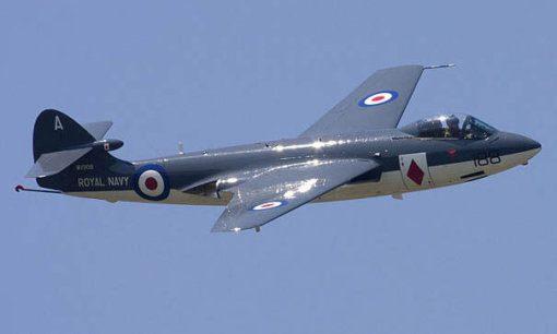 Flight Manual for the Hawker Sea Hawk