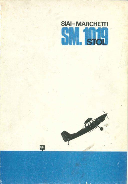 Flight Manual for the Siai Marchetti SM1019