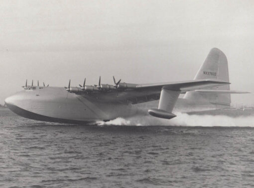 Flight Manual for the Hughes H-4 Spruce Goose