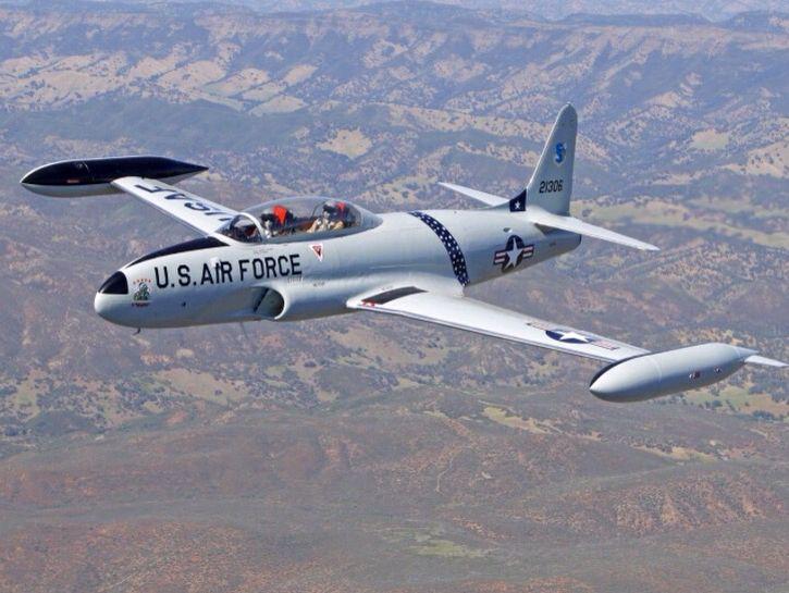 Flight Manual for the Lockheed T-33 Shooting Star