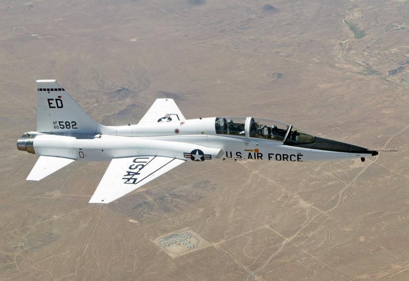 Flight Manual for the Northrop T-38 Talon
