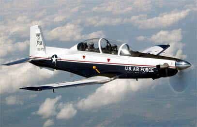 Flight Manual for the Beechcraft T-6A T-6B Texan 2