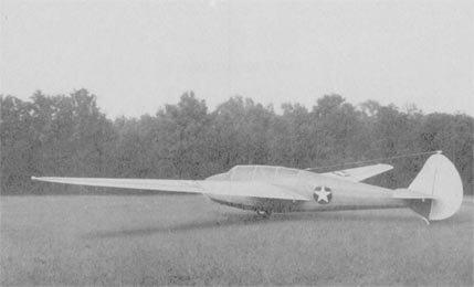 Flight Manual for the Laister Kaufmann TG-4
