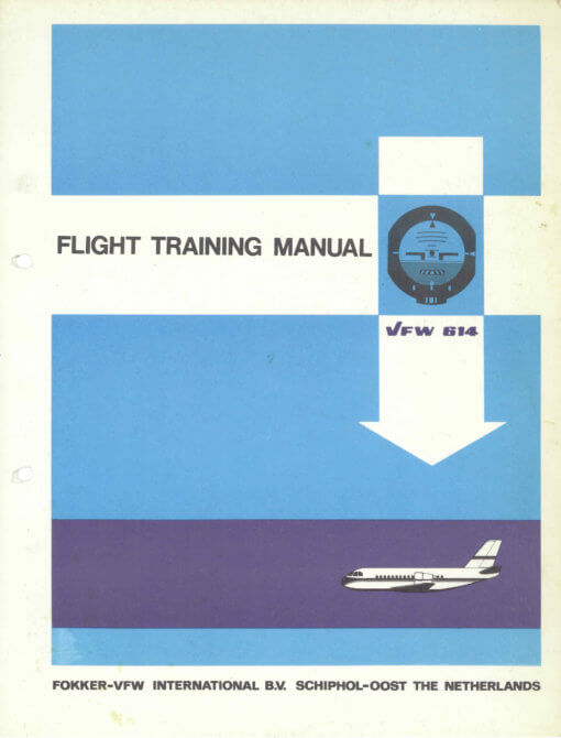 Flight Manual for the VFW614