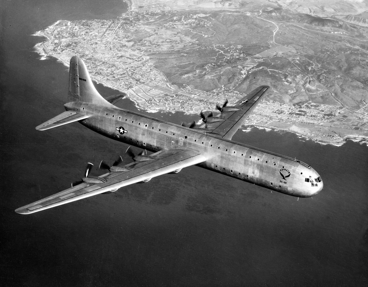 Flight Manual for the Convair XC-99