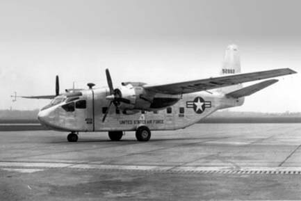 Flight Manual for the Chase YC-122 Avitruc