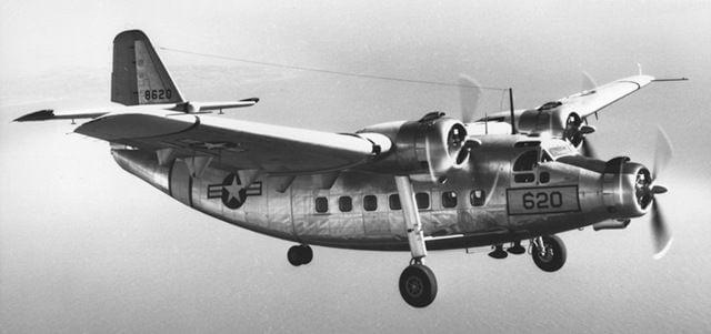 Flight Manual for the Northrop YC-125 Raider