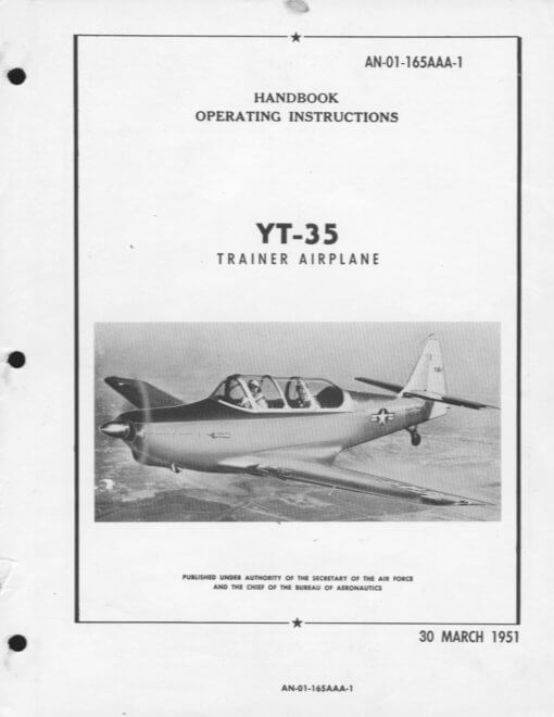Flight Manual for the Swift T-35 Buckeroo