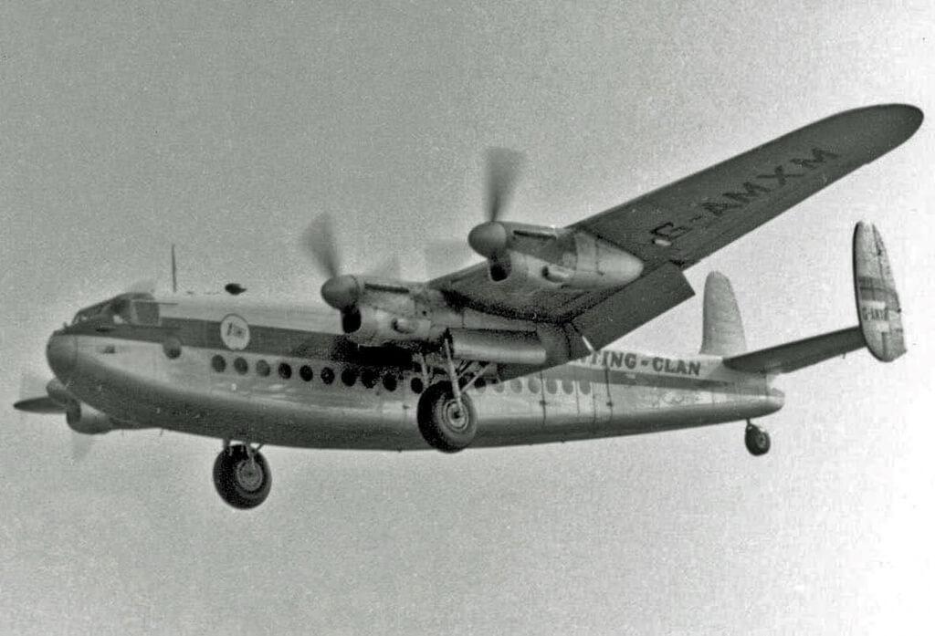Flight Manual for the Avro 685 York