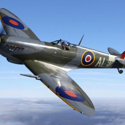 Flight Manual for the Supermarine Spitfire