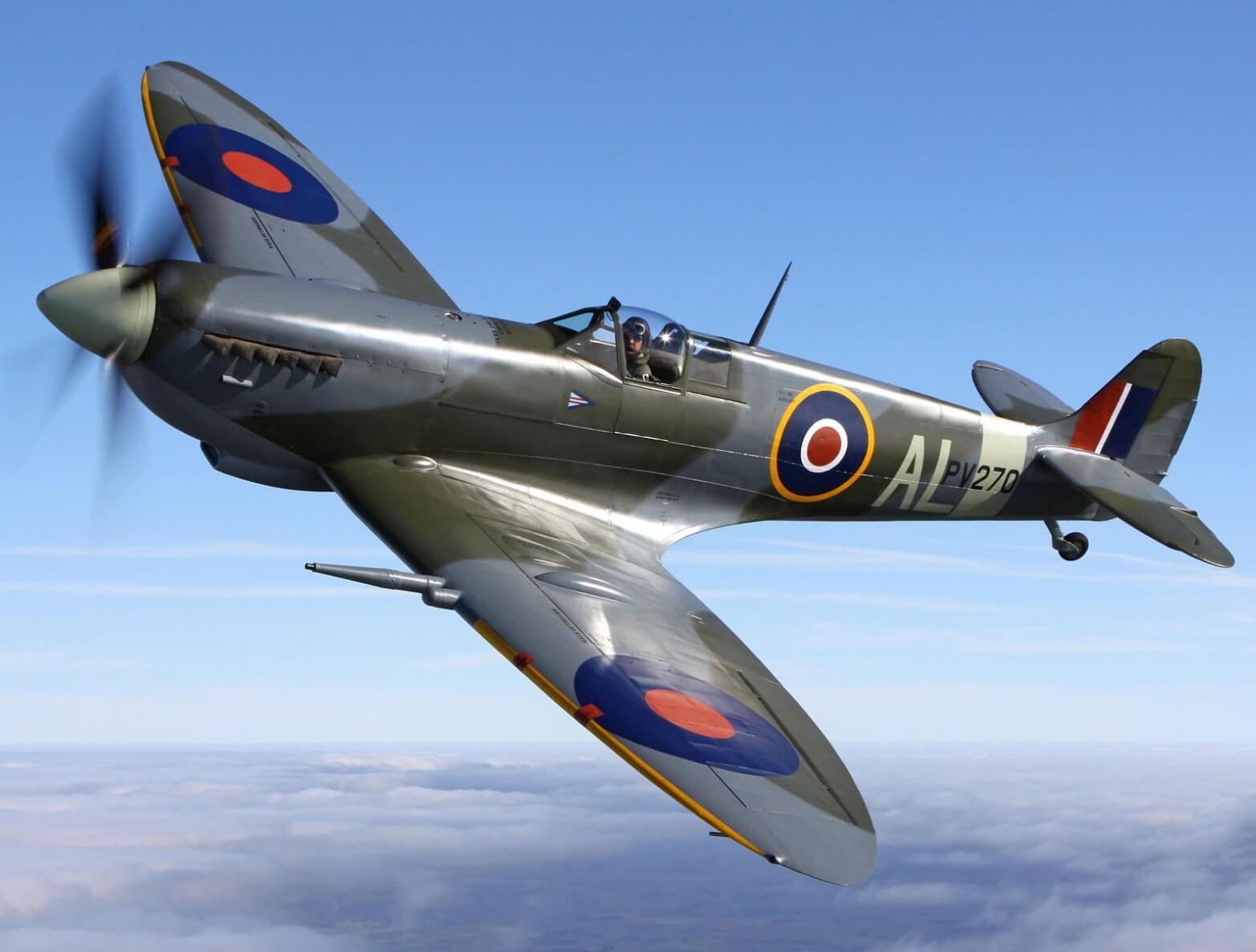 Image result for Supermarine Spitfire